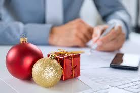 christmas bookkeeping tips